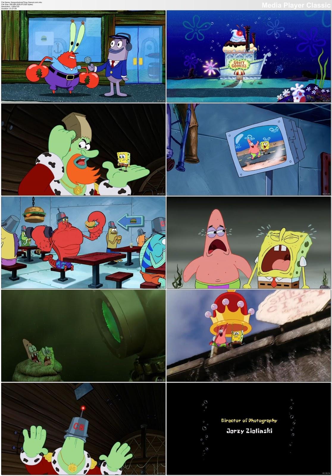 download the spongebob squarepants movie 2004 bluray 720p