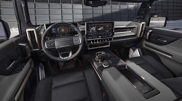 GMC Hummer EV SUV 2024: elétrico é lançado nos EUA - fotos e preços