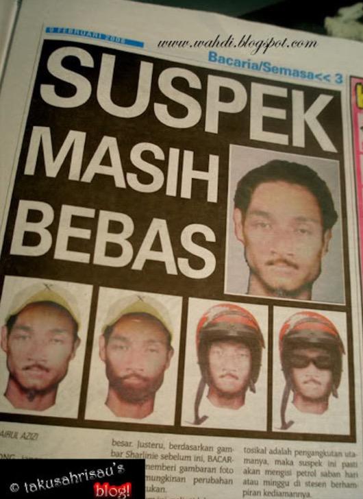 9 Pembunuhan Kejam Dalam Sejarah Malaysia