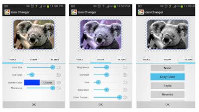 Cara Mengubah Icon Aplikasi Android