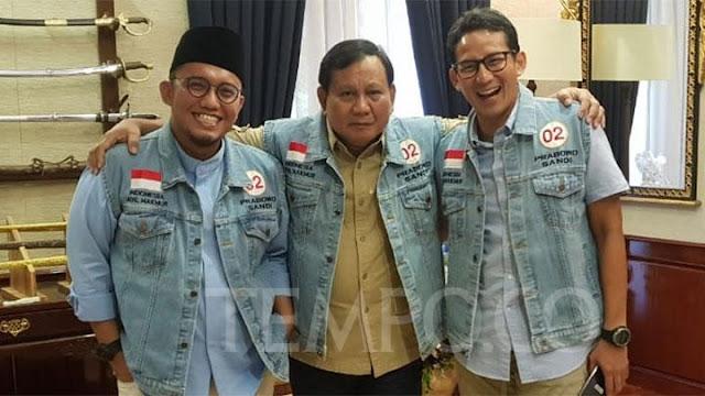 Jubir Prabowo Sebutkan Kebohongan Jokowi Selama 4 Tahun