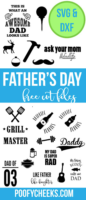 free my father is the best dad svg cut file Where To Find Loads Of Free Svgs Project Ideas For Fathers Day