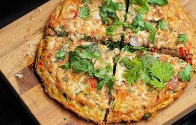 Pizza Dari Mie Telor