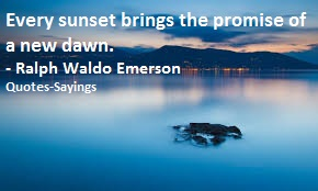 quotes and sayings about sunset quotes sayings