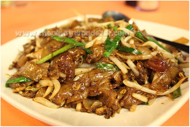 Malaysia's Char Kway Teow or Char Kuey Teow