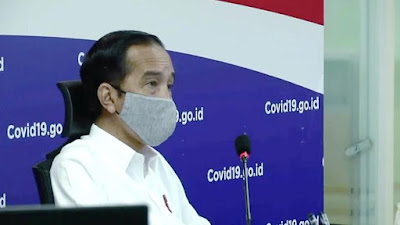 Jokowi Takut Gelombang Kedua Corona, Tapi Rakyat Terlanjur Disuruh New Normal