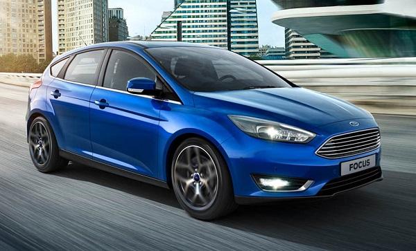 Ford Focus 3 Kouki
