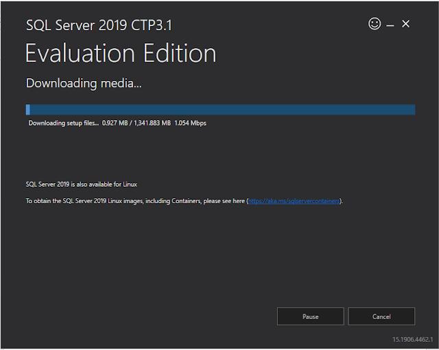 Download Microsoft Sql server 2019