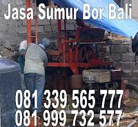 jasa tukang sumur bor Denpasar Bali