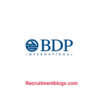 Human Resources Administrator - Egypt & Morocco At BDP international