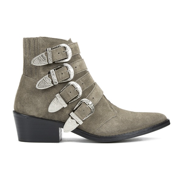 ec486bc65b8 The Brown Suede Toga Pulla Ankle Boot - Found Them! | I WON'T WEAR ...