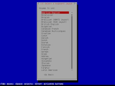 Cara Instal linux Debian 2004