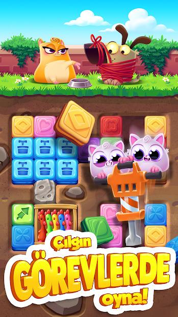Cookie Cats Blast Hileli APK - Para Hileli APK