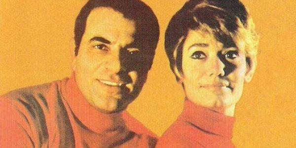 Στέλιος Καζαντζίδης και Μαρινέλλα