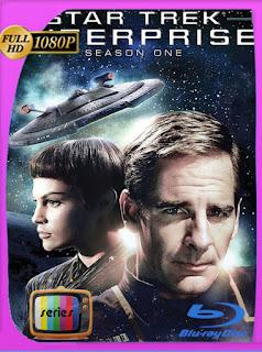 Star Trek: Enterprise Temporada 1 HD [1080p] Latino [GoogleDrive] SilvestreHD
