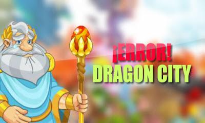 Por qué no puedo jugar Dragon City