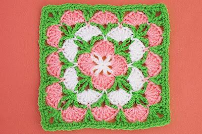 2 - Crochet Imagen Cuadro para mantas y cobijas a crochet y ganchillo por Majovel Crochet