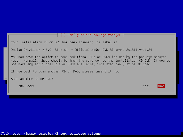 package manager instalasi debian 9.6
