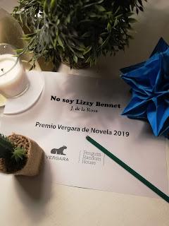 PREMIO VERGARA DE NOVELA 2019