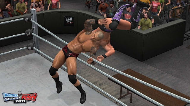 wwe vs smackdown 2011 game