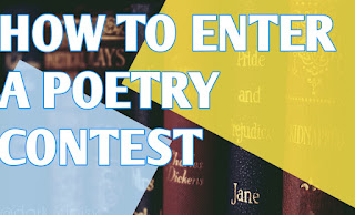 How to enter a poetry contest