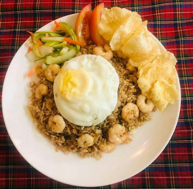 Resep nasi goreng kampung ala restoran