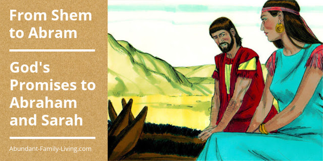 God's Promises to Abraham and Sarah