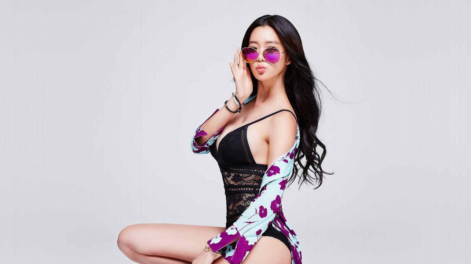 K-pop Asian Babe Hot Wallpaper