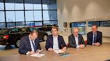 Venloop en AutoArena continueren samenwerking