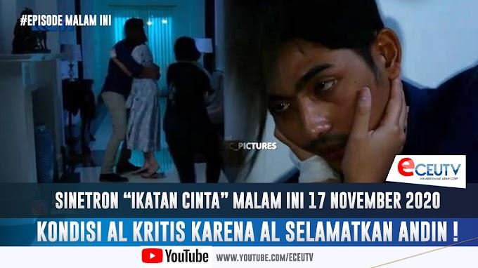 Sinopsis Ikatan Cinta Episode 42 Hari Ini 17 November 2020 Sinetron Rcti