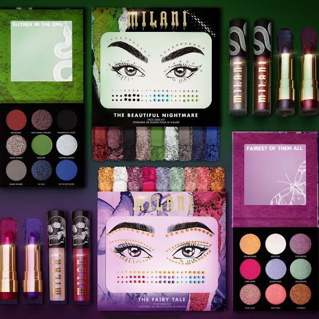 Milani Alter Ego Halloween Collection