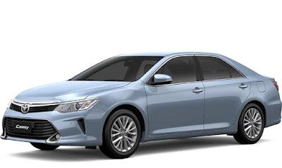 Spesifikasi dan Harga Toyota Camry