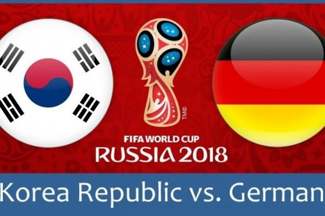 South Korea vs Germany Full Match Replay 27 June 2018