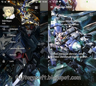 BBM Mod Apk Mobile Suit Gundam Latest Update v3.2.0.6 Terbaru Free Download