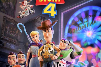Review Film Toys Story 4 (2019)