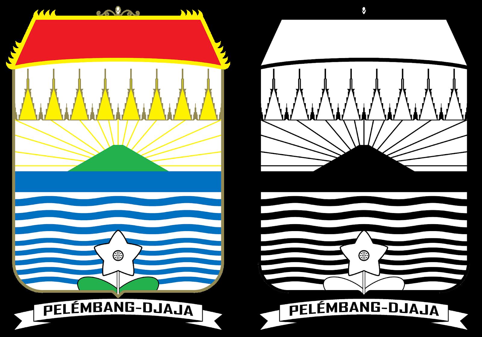 Bakanekobaka Lambang Kota Palembang