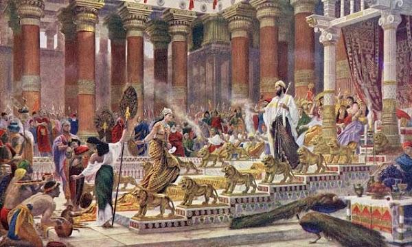 Sejarah Singkat Kisah Nabi Sulaiman
