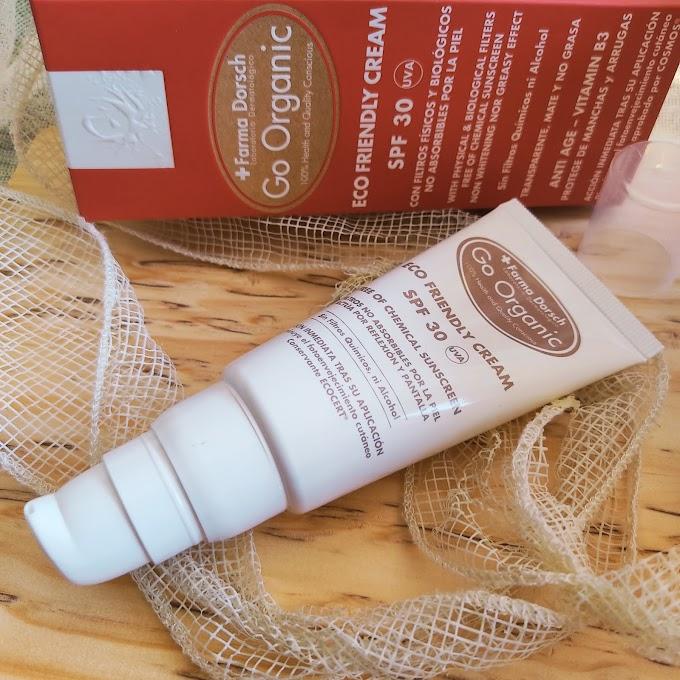 Crema Hidratante SPF 30, sin filtros químicos, de Fridda Dorsch