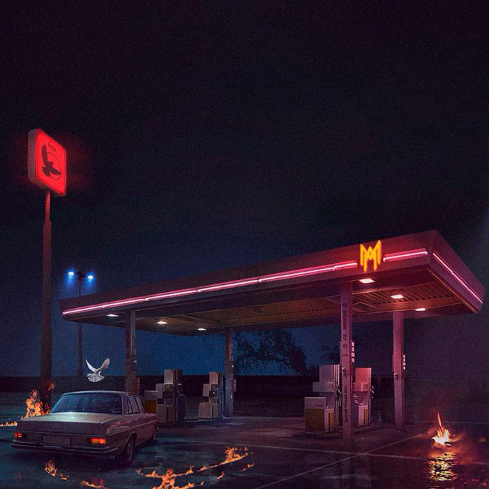 The Gazette - Mass album - portada