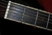 Kurs gitarowy dla początkujących - rozmieszczenie akordów