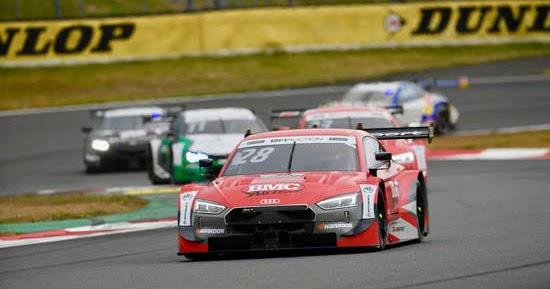 Stimmen – 2. Lauf, Dream Race, Fuji Speedway