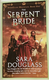 Book cover of The Serpent Bride by Sara Douglass