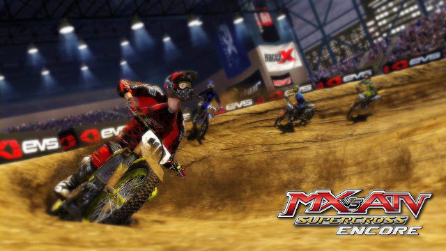 MX vs ATV Supercross Encore PC Full Version Gameplay