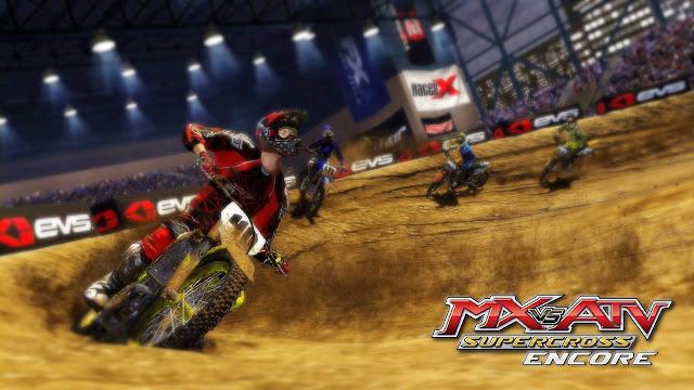 MX vs ATV Supercross Encore PC Full Version Gameplay