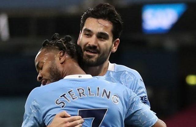 Sterling berkembang cepat di bawah Guardiola