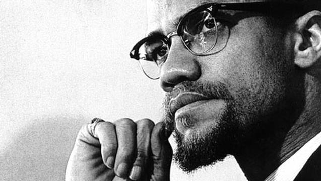 Malcolm X morreu no momento mais pacifico de sua vida