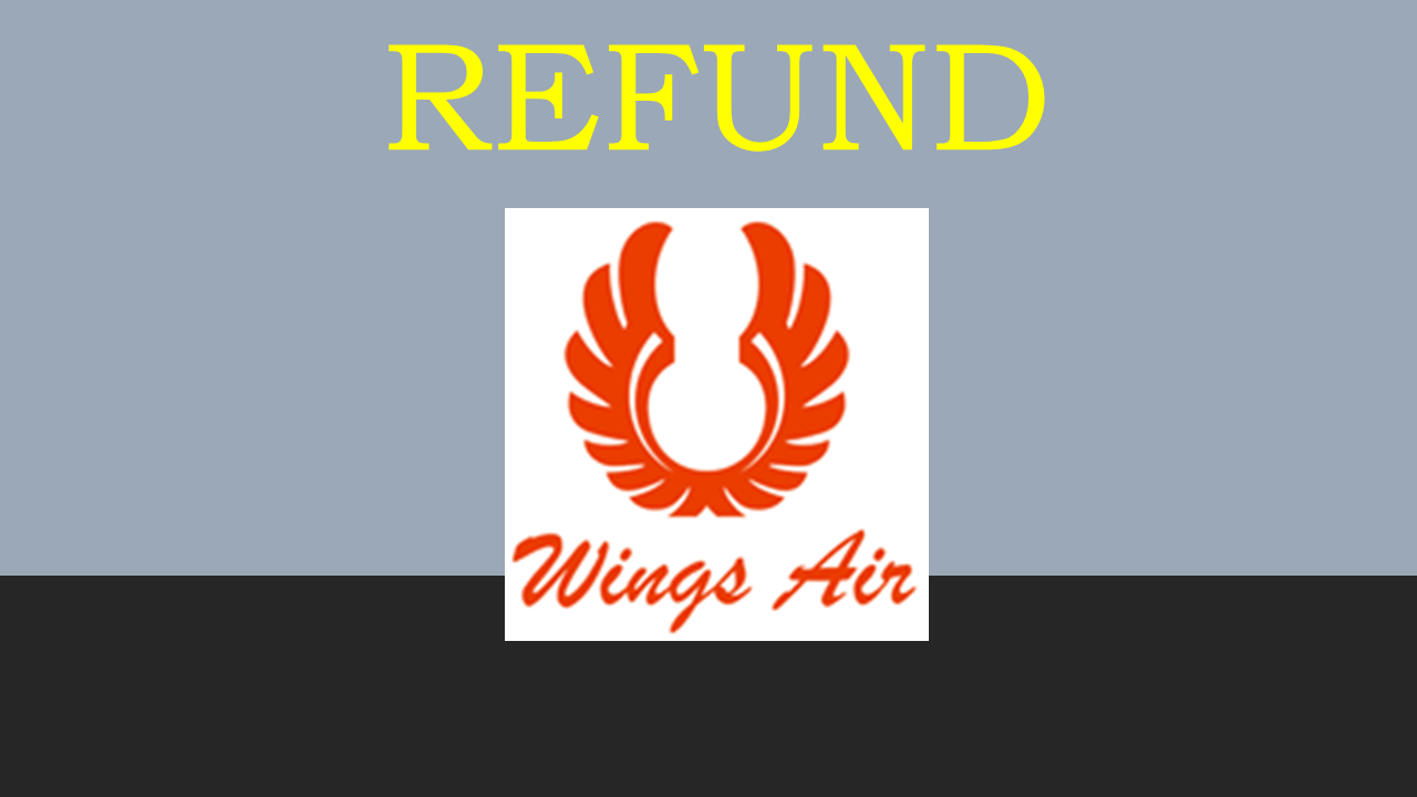 Prosedur Pembatalan/Refund Tiket Pesawat Wings Air