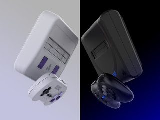 Consolas Analogue Super NT y Mega SG