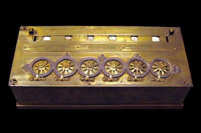 Pascaline Calculator