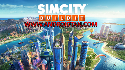 Download SimCity Buildlt Mod Apk v1.16.79.56852 Unlimited Money/Gold/Key Terbaru 2017